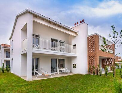 Bild Exklusive Urlaubstage im Apartment Prestige im Pareus Resort Caorle mit einem wundervollen Blick geniessen.