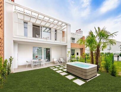Bild Im Pareus Resort Caorle werden Urlaubstraeume wahr, besonders Familien lieben das Apartment Doppio.