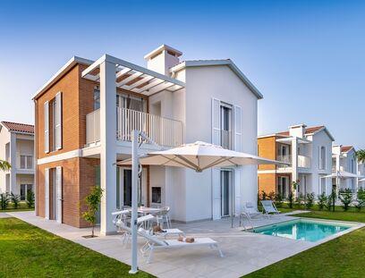 Bild Pareus Resort Caorle - in der Villa Mare fuehlen sich besonders Familien und Kinder zu Hause.