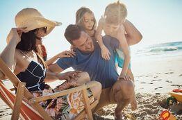 Resort fronte mare - vacanze per famiglie a Caorle
