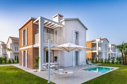 Picture Pareus Beach Resort Caorle - modern holiday flats and villas directly by the sea Meer