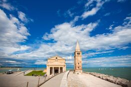 Picture_ Pareus Resort Holiday lovers must visit the Chiesa Madonnina in Caorle.