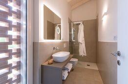 Bild Pareus Beach Resort in Caorle, Italien direkt an der Adria.