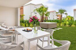 Pareus Beach Resort - Ferienapartments und Villen am Mittelmeer in Caorle, Italien.