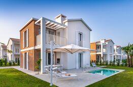 Bild Villa Mare mit eigenem Pool im Pareus Beach Resort Caorle in Italien